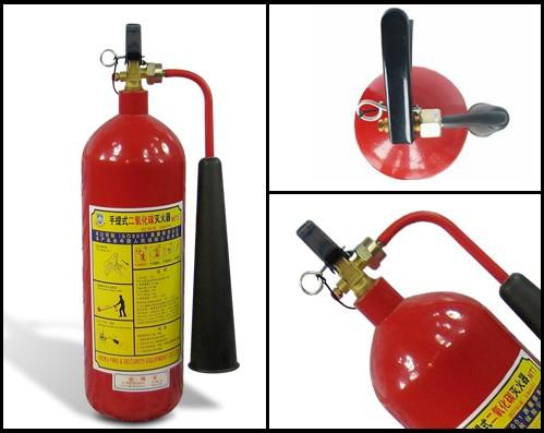 Bình chữa cháy CO2 - MT5