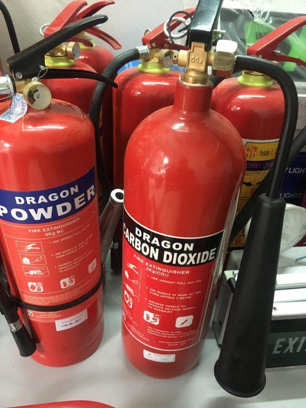 Cung cấp bình chữa cháy bột hà nội