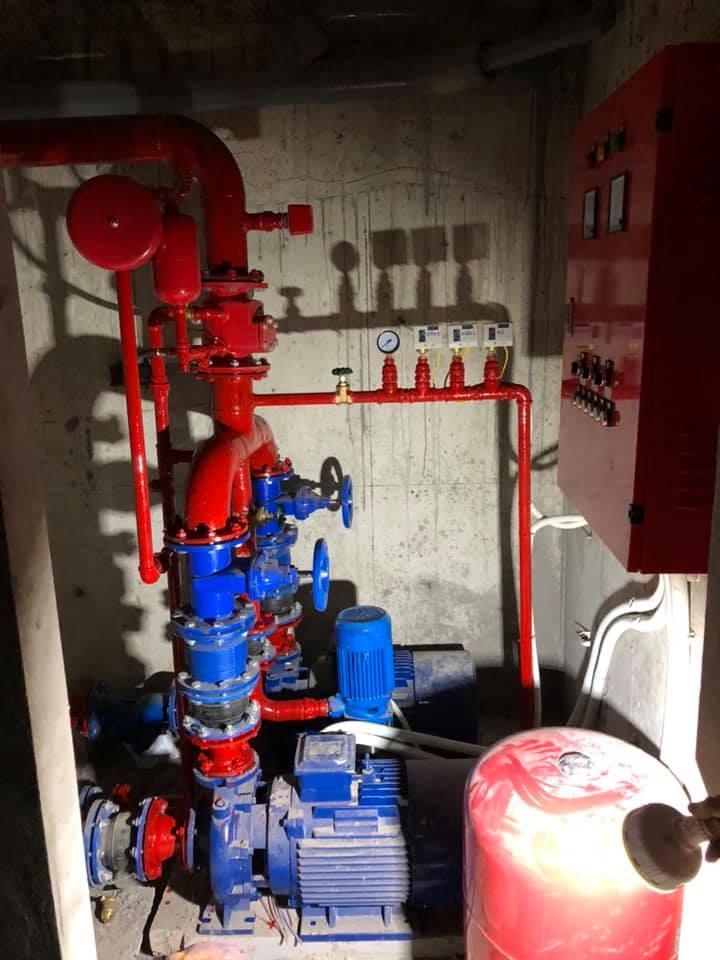 Bảo trì hệ thống nhà bơm pccc là công việc nên làm định kỳ