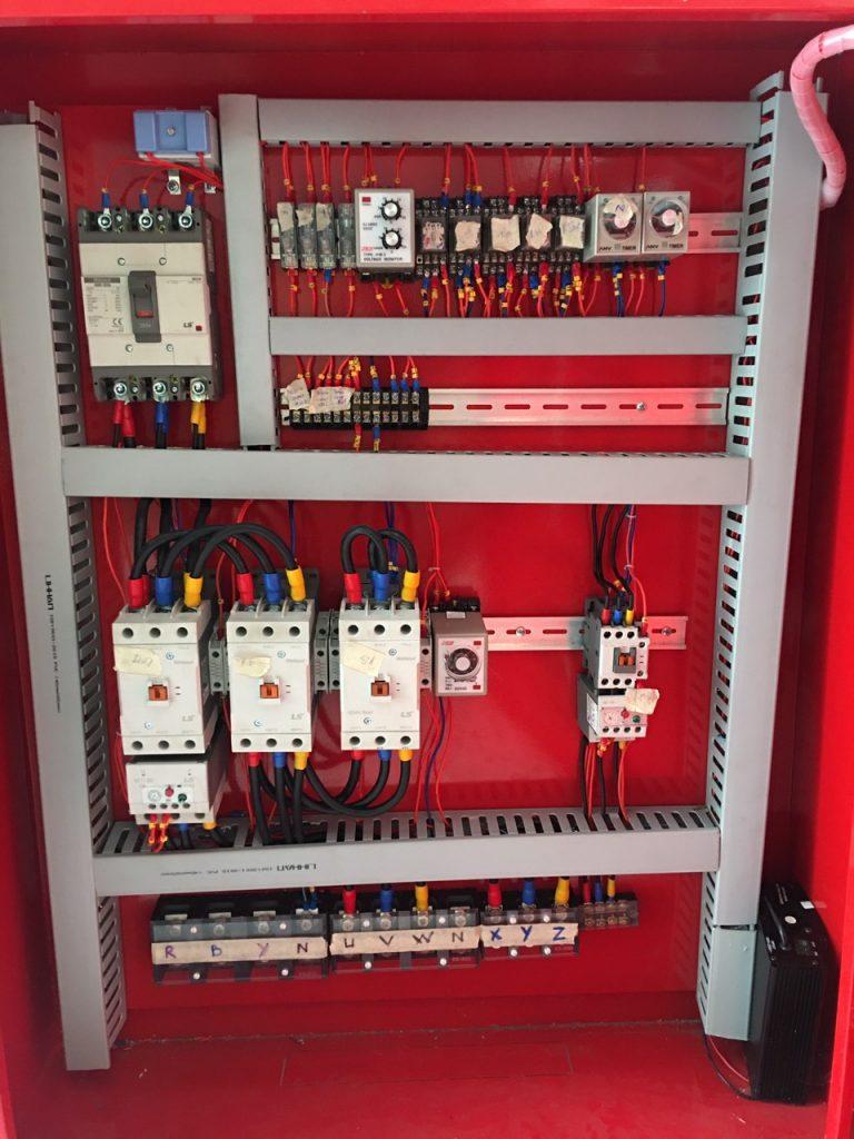 Trung tâm điều khiển hệ thống báo cháy
