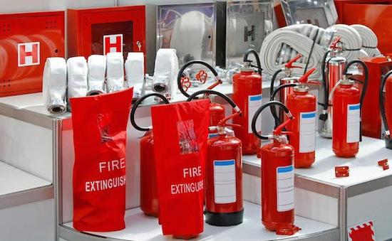 Các bộ phận của hệ thống báo cháy tự động