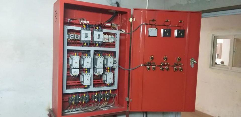 Một bộ phận của hệ thống PCCC