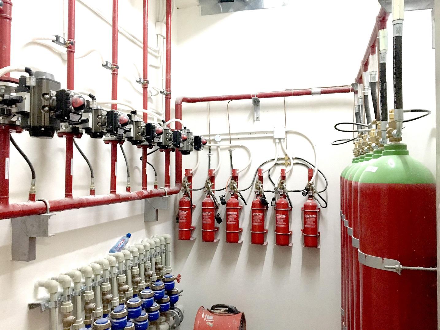 Bảo trì hệ thống phòng cháy chữa cháy nhà xưởng uy tín