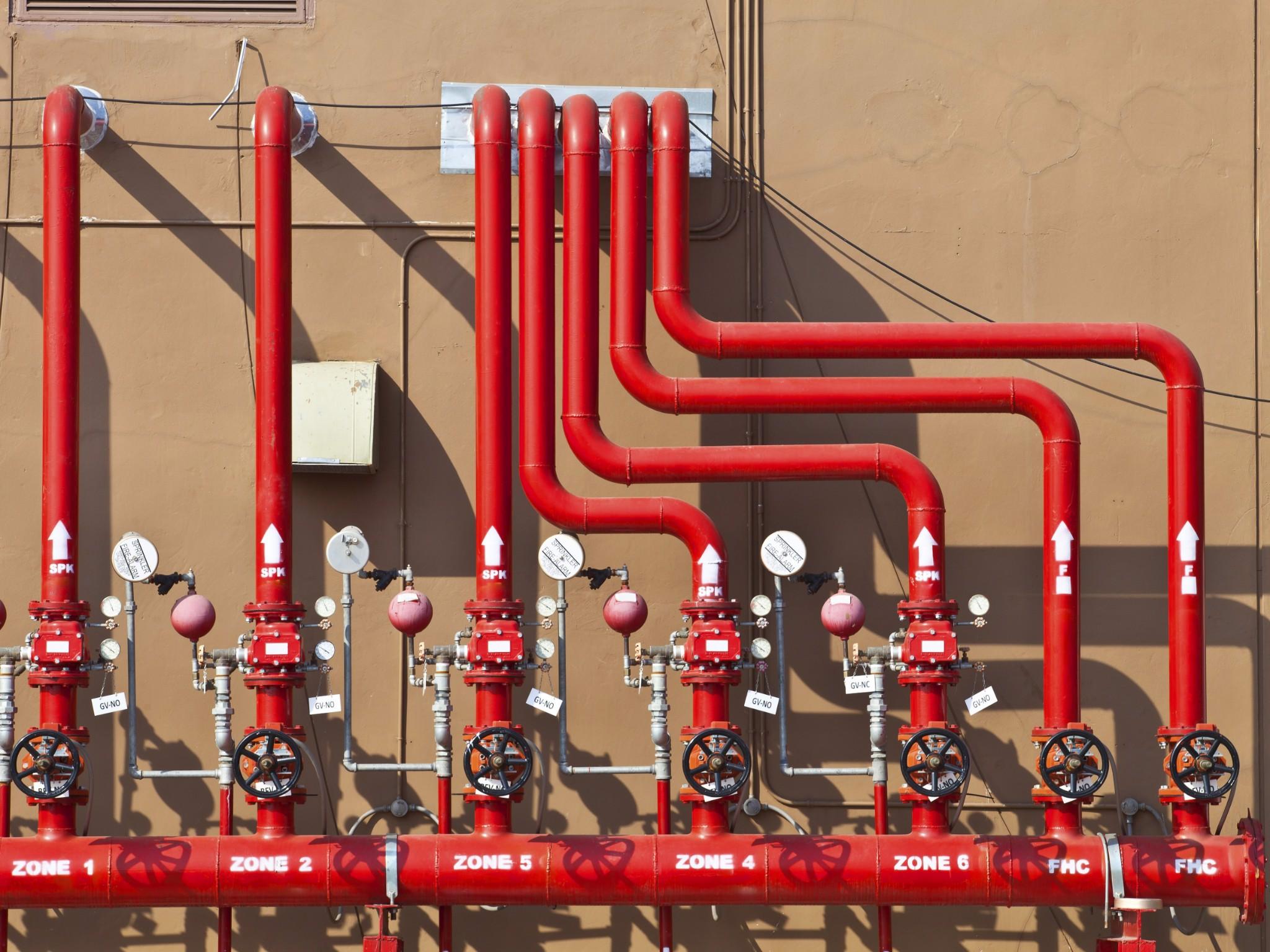 Bảo trì hệ thống phòng cháy chữa cháy nhà xưởng an toàn