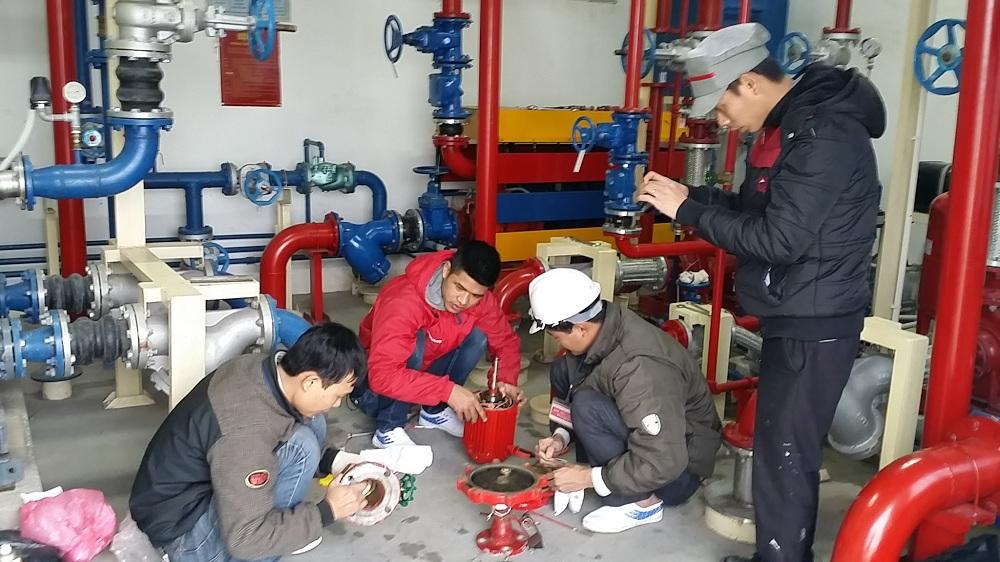 Công ty bảo trì hệ thống phòng cháy chữa cháy uy tín hiện nay là gì?