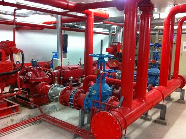 Những công việc của một công ty bảo trì hệ thống phòng cháy chữa cháy cần phải làm
