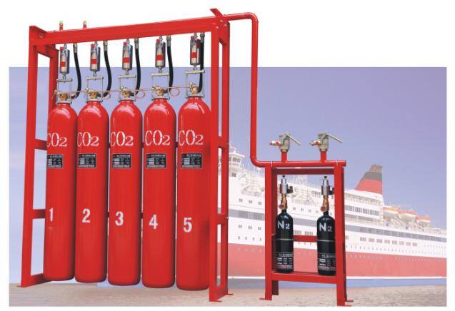 Hệ thống chữa cháy khí FM200 được sử dụng trong nhiều công trình nhờ tính an toàn cao